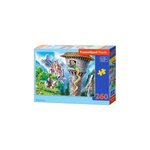 Puzzle Castorland - Rapunzel, 260 piese