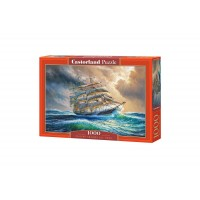 Puzzle Castorland - Sailing against all Odds, 1.000 piese