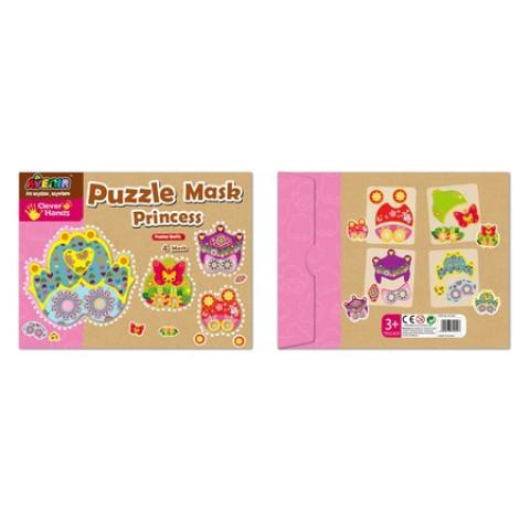 Puzzle Momki, Mască prințesă