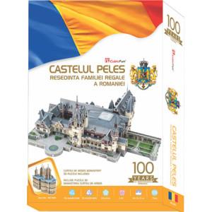 Puzzle 3D - Castelul Peleș