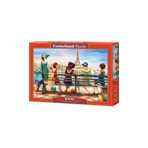 Puzzle Castorland - Girls Day Out, 1000 piese
