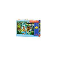 Puzzle Castorland - Jungle Book, 120 piese