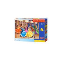 Puzzle Castorland - Princess Ball, 200 piese