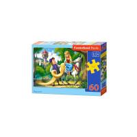 Puzzle Castorland - Rapunzel, 60 piese