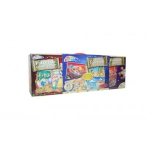 Set 4 puzzle povești, Grafix