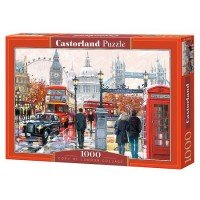 Puzzle Castorland - London Collage, 1000 piese