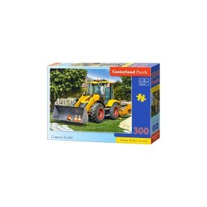 Puzzle Castorland - Compact Loader, 300 Piese