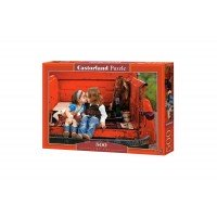 Puzzle Castorland First Kiss 500 piese