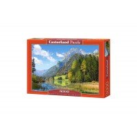 Puzzle Castorland Mountain refuge 3000 piese