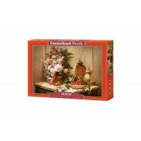 Puzzle Castorland Tulips and other flowers 3000 piese